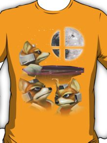 Three Fox Moon T-Shirt