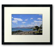 Sea View 2 Framed Print