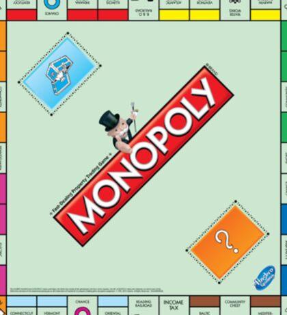 Monopoly Board Sticker