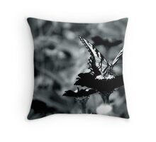 In Butterfly Throw Pillow