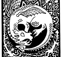 Dragon Sleep by Anita Inverarity