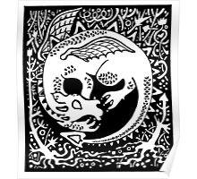 Dragon Sleep Poster