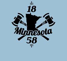 Minnesota 1858  ~ Black Unisex T-Shirt