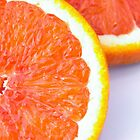 Orange Slices by DiEtte Henderson