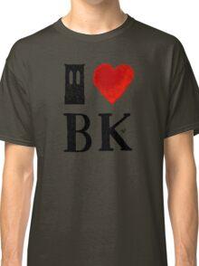 I Heart Brooklyn (remix) by Tai's Tees Classic T-Shirt