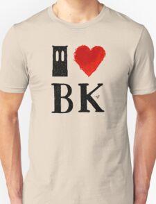 I Heart Brooklyn (remix) by Tai's Tees T-Shirt