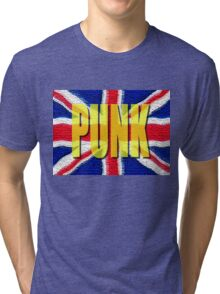 PUNK Tri-blend T-Shirt