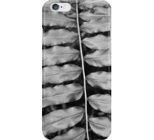 Symmetry in Black and White  iPhone Case/Skin