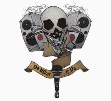Skull Bass by felle