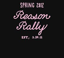 Reason Rally by Tai's Tees Womens Fitted T-Shirt