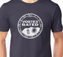 Vortex Rated (Light) Unisex T-Shirt