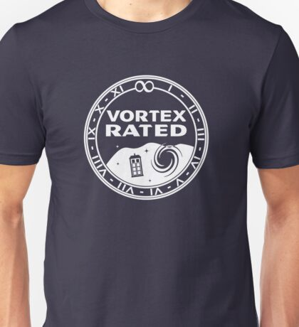 Vortex Rated (Light) Unisex T-Shirt