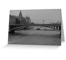 Pont Neuf Greeting Card
