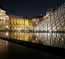 Louvre  by keki