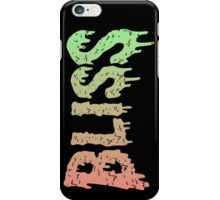 Bliss - Hip Hop mashup logo - Song - Multiple products iPhone Case/Skin