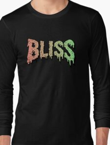 Bliss - Hip Hop mashup logo - Song - Multiple products Long Sleeve T-Shirt