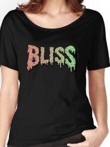 Bliss - Hip Hop mashup logo - Song - Multiple products Women's Relaxed Fit T-Shirt