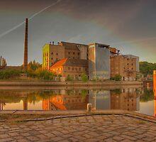 Speicherstadt by FrankTheLank