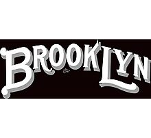 Brooklyn Classic by Tai's Tees Photographic Print