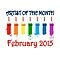 Artist of the month - February 2015
