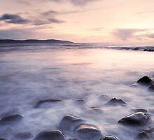 Galway Bay, Co.Galway, Ireland by Michael Walsh