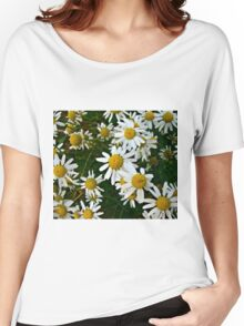 Little Chamomiles Women's Relaxed Fit T-Shirt