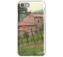 UMBRIAN COUNTRYSIDE iPhone Case/Skin