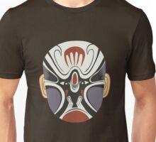 china mask 3 dark color Unisex T-Shirt
