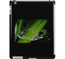 Spider Bubbly Web............ iPad Case/Skin