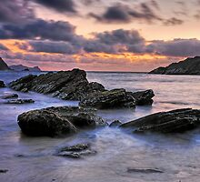 Clogher Head, Co.Kerry, Ireland by Michael Walsh