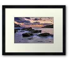 Clogher Head, Co.Kerry, Ireland Framed Print