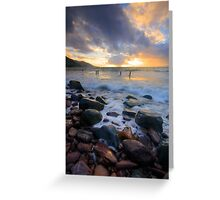 Rossbeigh, Co.Kerry, Ireland Greeting Card