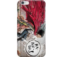 Testuo from the movie Akira iPhone Case/Skin