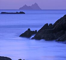 Ballinskelligs Bay, Co.Kerry, Ireland by Michael Walsh