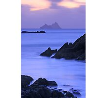 Ballinskelligs Bay, Co.Kerry, Ireland Photographic Print