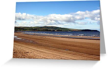 Ayr Beach by dsargent