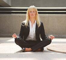 Yoga by FrankTheLank