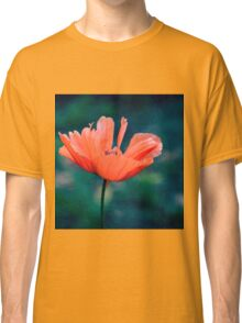 Lonely poppy Classic T-Shirt