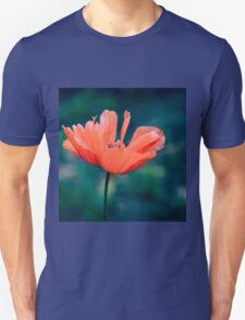 Lonely poppy T-Shirt