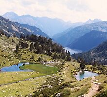 Love hiking in the Pyrénées by chelem