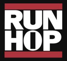 Run HIP HOP - Mashup T-Shirt