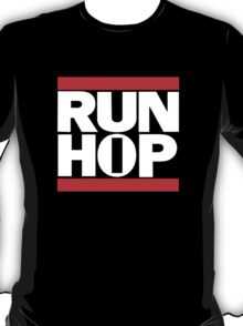Run HIP HOP - Mashup T-Shirt