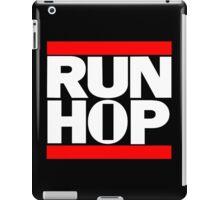 Run HIP HOP - Mashup iPad Case/Skin