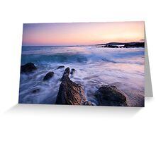 Rosscarbery Bay Greeting Card