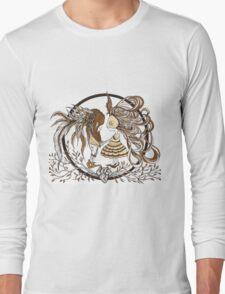 Rhythmic Interlude Long Sleeve T-Shirt