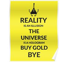 Buy Gold Poster