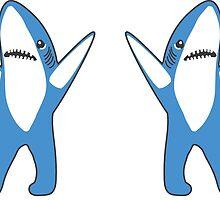Dancing Sharks by imaginarystory