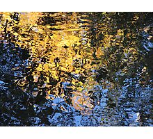 Rippled in time Photographic Print