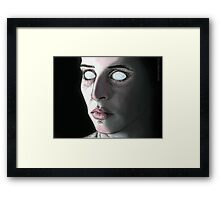 Blind Date - Vanessa - Angel Framed Print