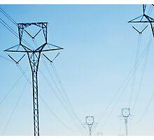POWER... Photographic Print
